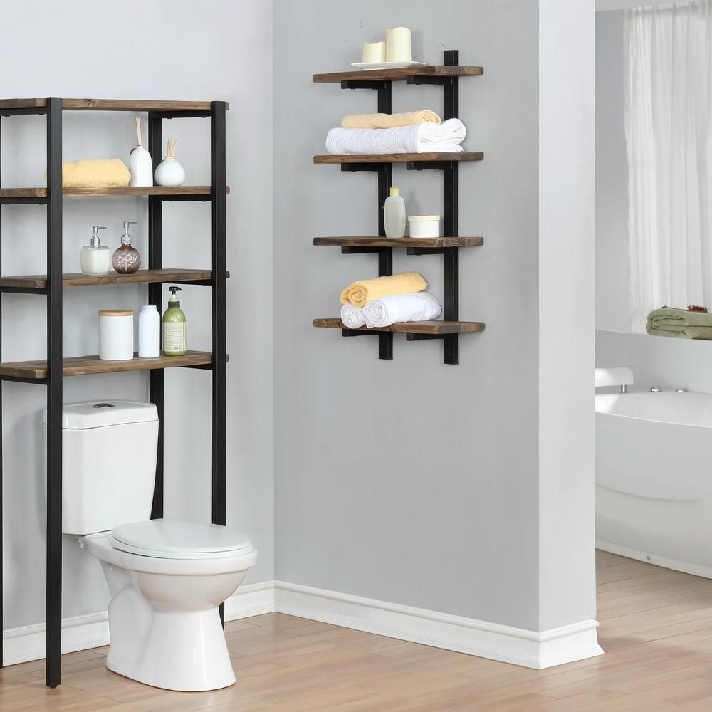 Diy Floating Shelves The Home Depot Floating Shelves Diy Floating Shelves Floating Shelves Bathroom