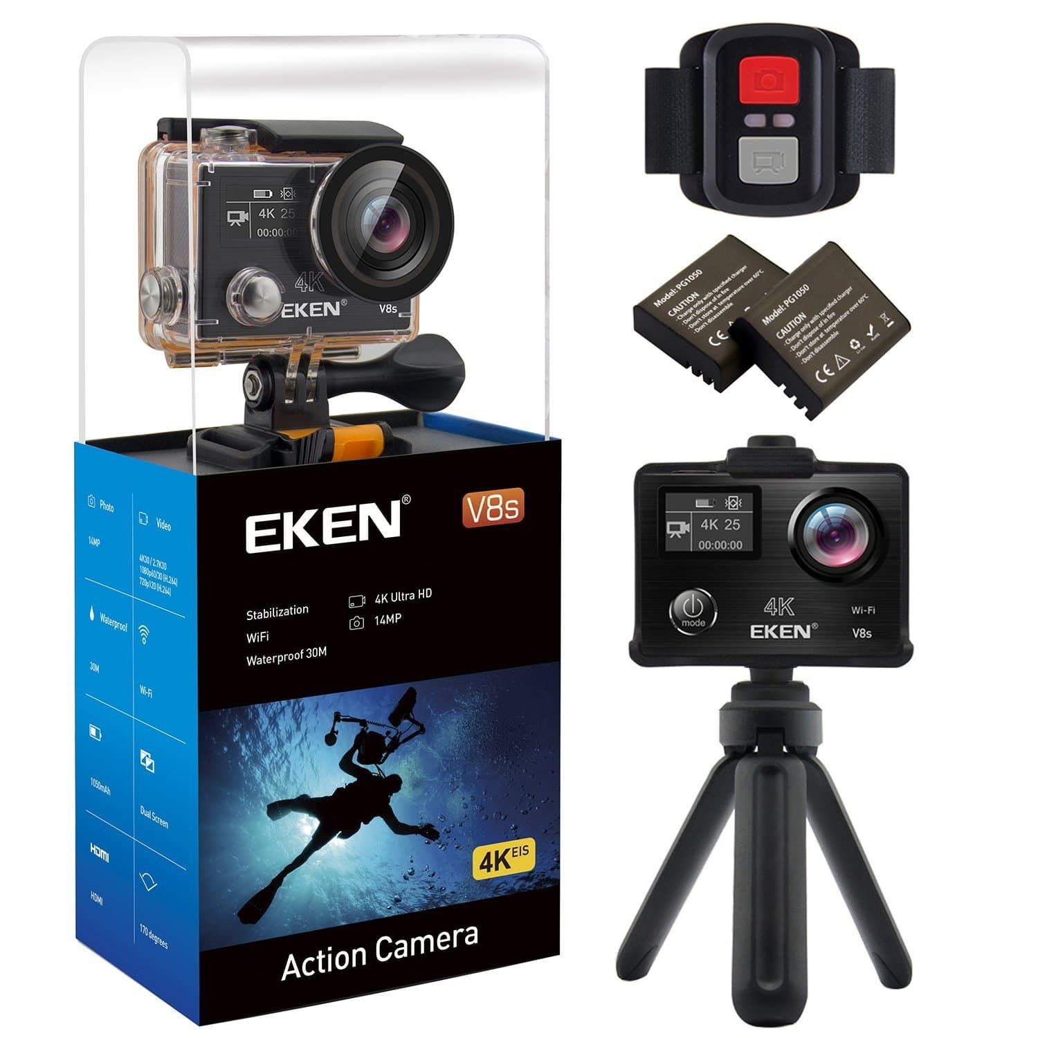 Top 10 Best Action Cameras in 2020 Reviews & Best for