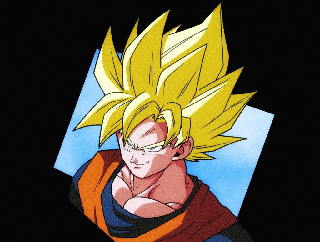 Goku Ssj Draw By Fenyo N Color By F R Art Personajes De Dragon Ball Dragones Dragon Ball Z