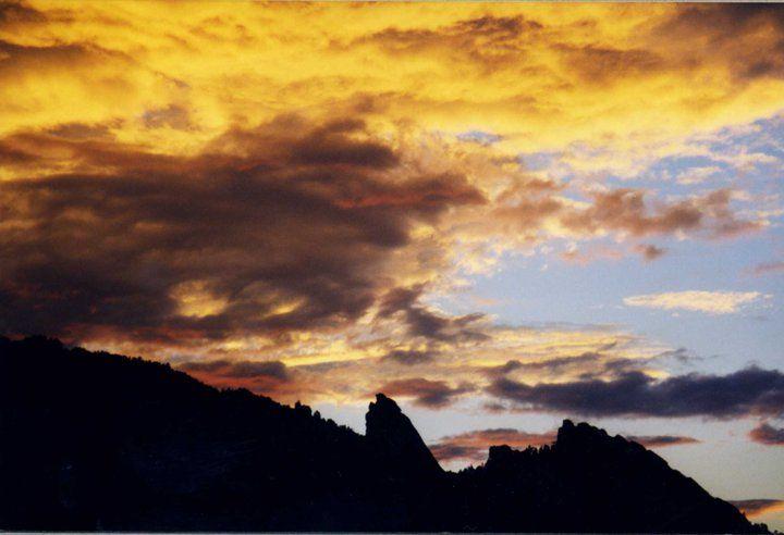 Boulder, Colorado  photo by M.M.Laurence