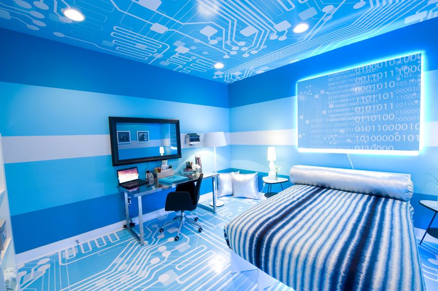extreme makeover home edition spy room google search kids room