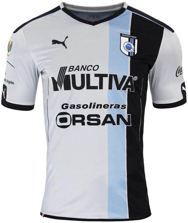 e9f98f5859c66 Querétaro FC (Mexico) - 2016 2017 Puma Away Shirt