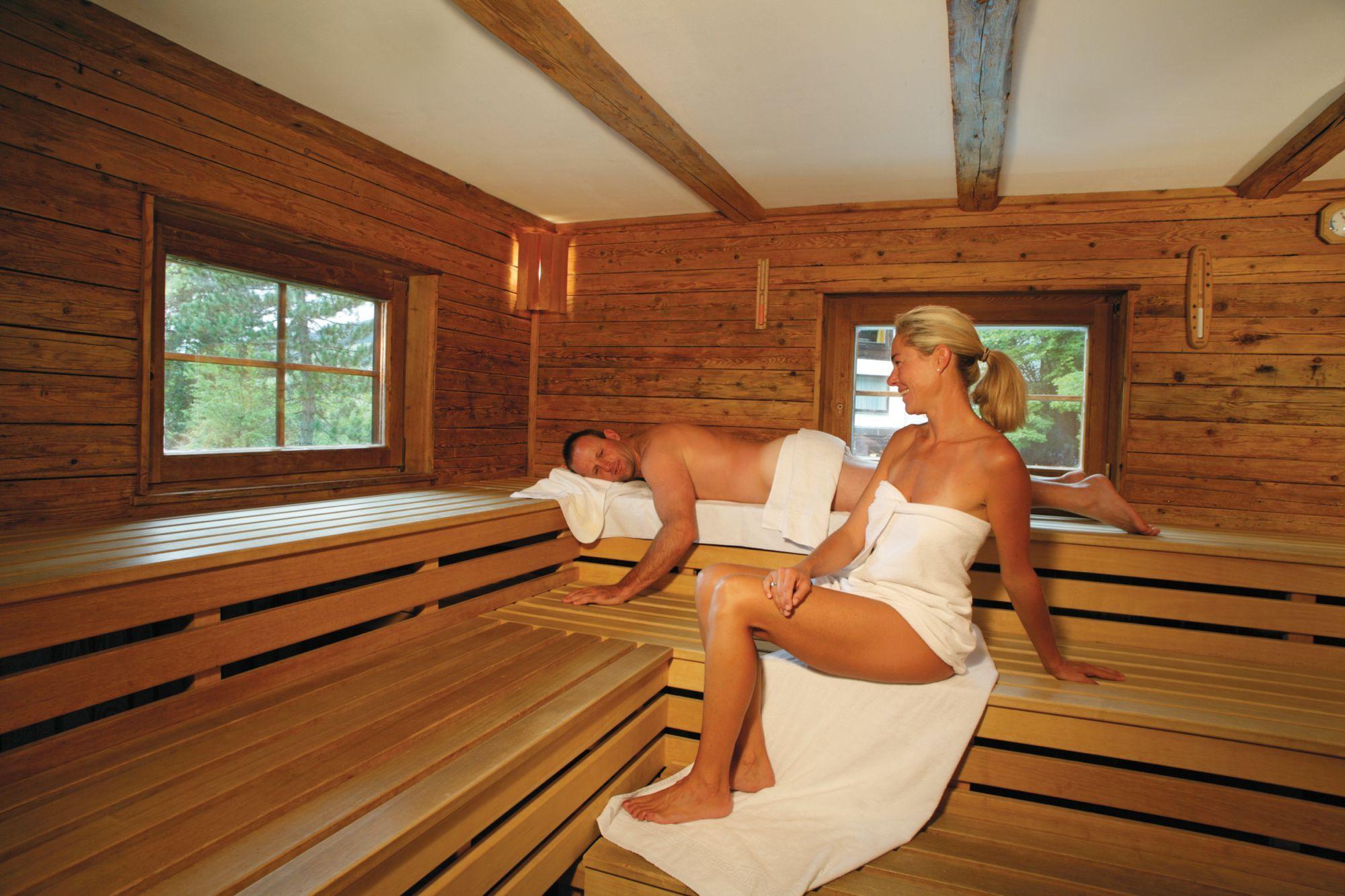 Sauna Men - Images of Males Enjoying the Heat