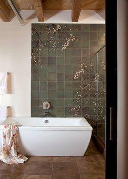LoDo Loft contemporary-bathroom