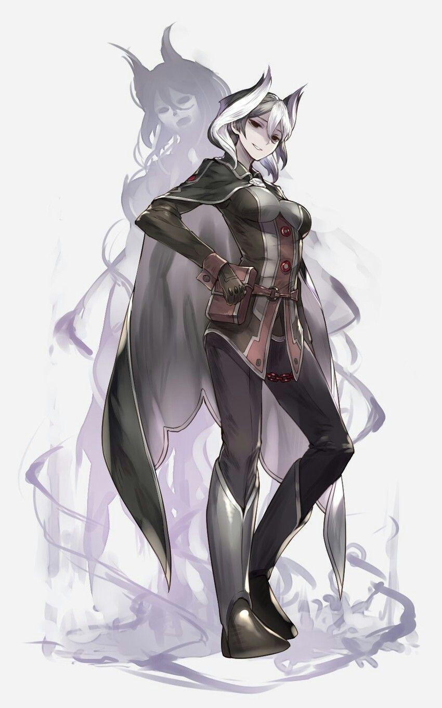 かかげ on Character art, Anime, Character design