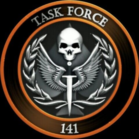 Task Force 141 | logo | Modern warfare, Special forces