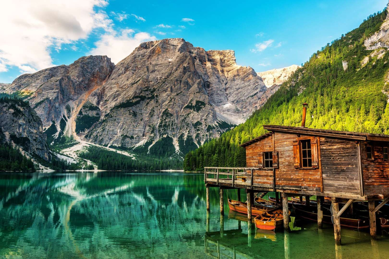 Windows Themes Getty South Tyrol Natural Landmarks Lake