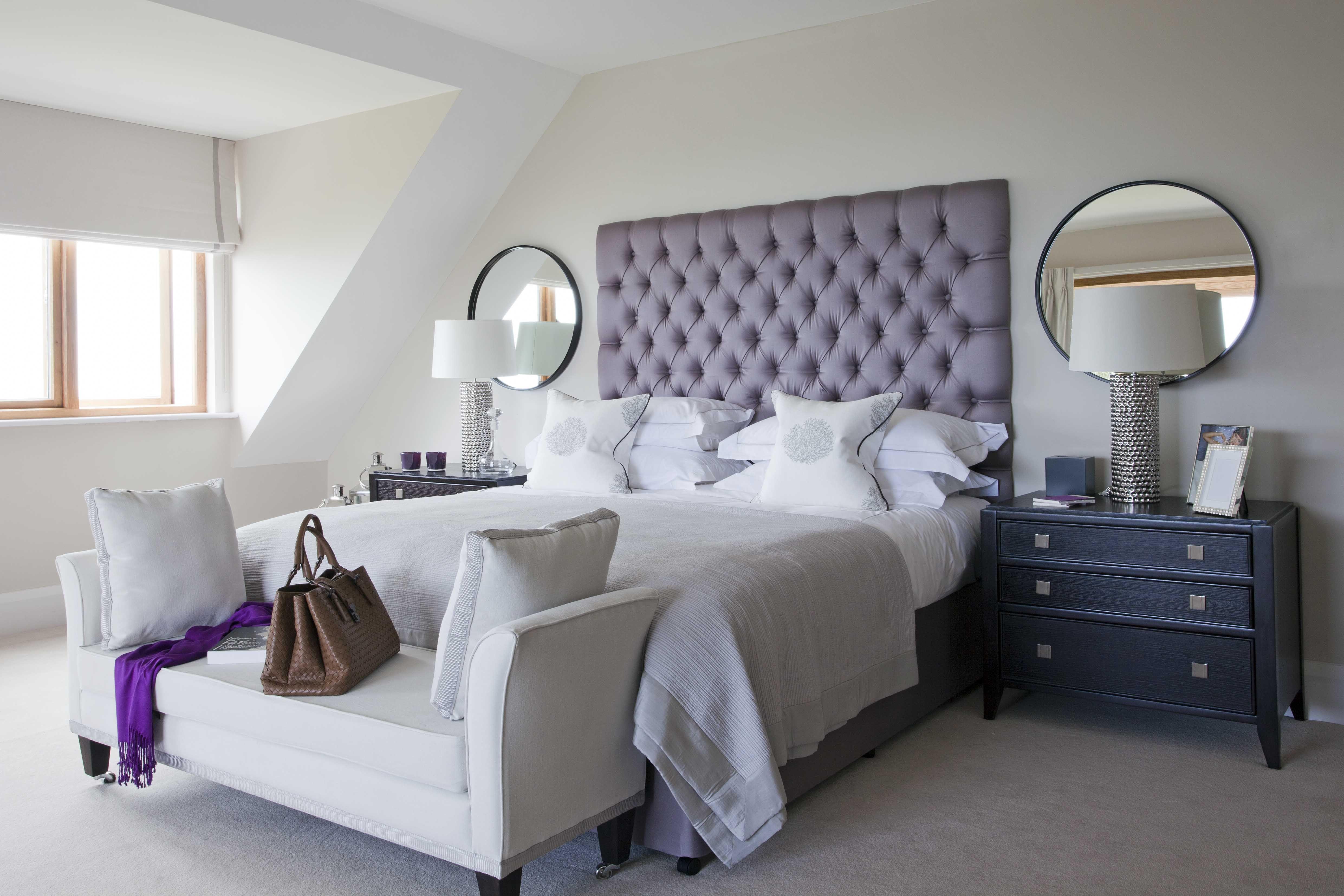 Best Th2 Designs © Master Bedroom Luxury Styling Ottoman 400 x 300