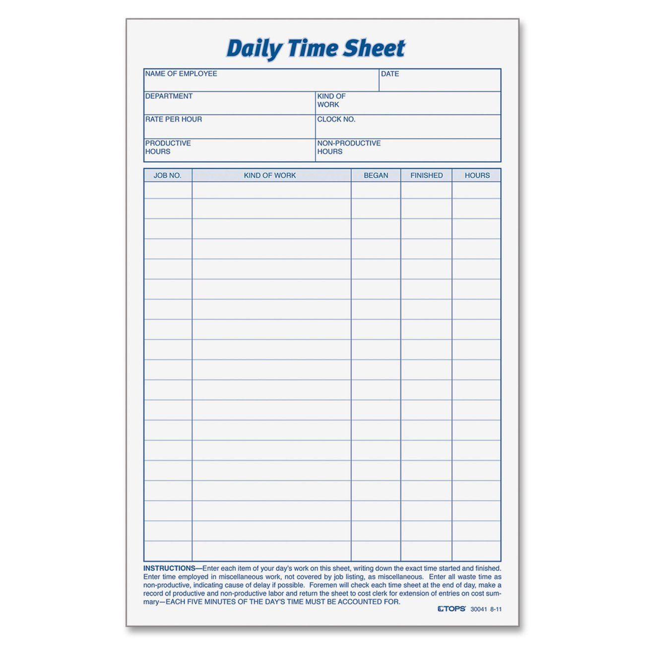 Printable Pdf Timesheets For Employees Time Sheet Printable Timesheet Template Sheet Timesheet sign in and out