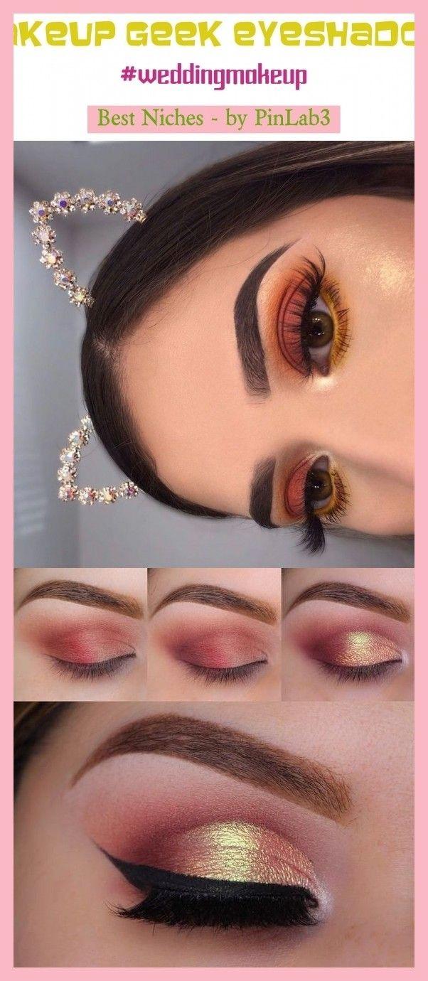 Makeup geek eyeshadow weddingmakeup weddings. makeup