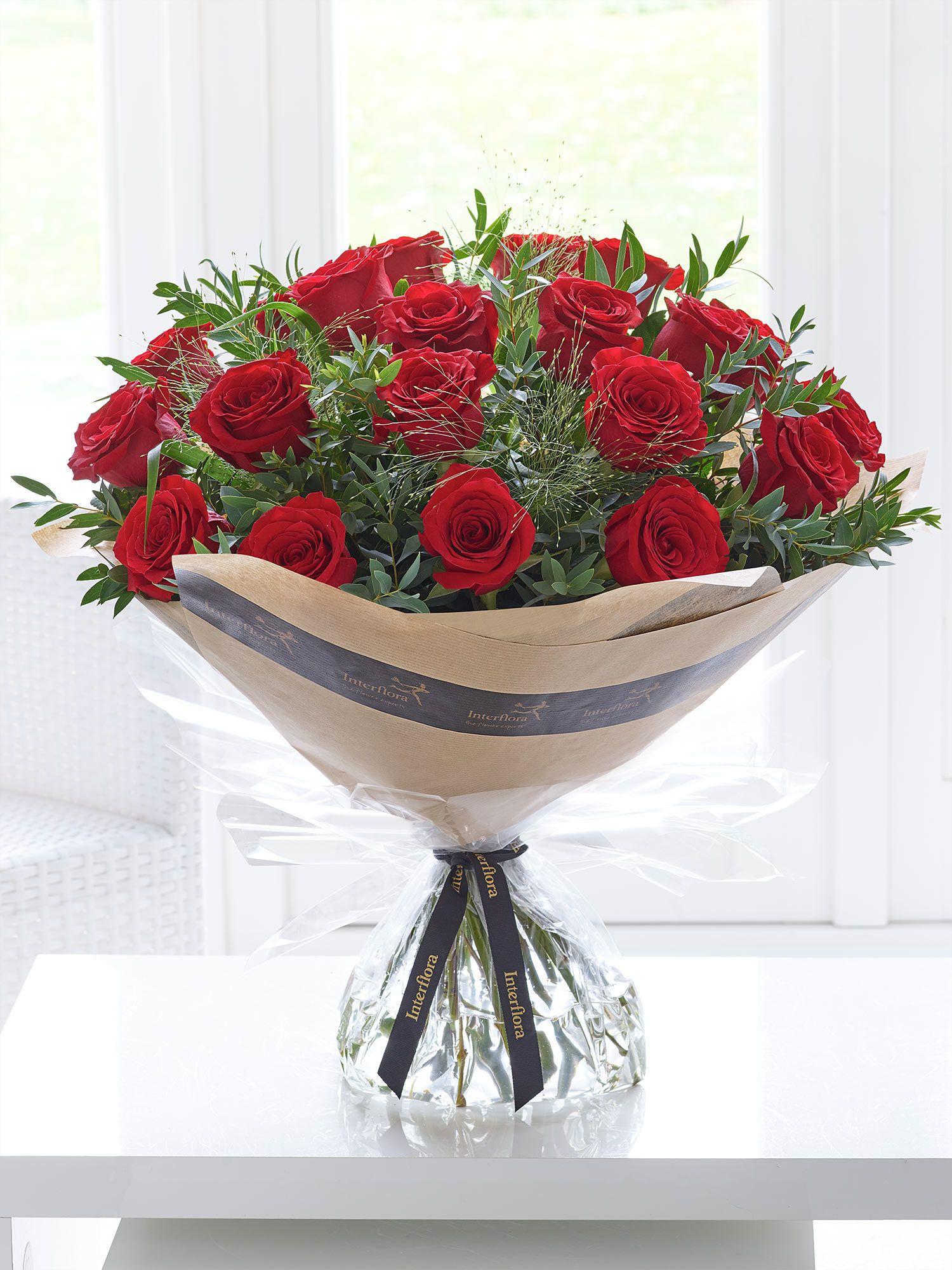 Heartfelt 20 Rose Hand tied Rodgers The Florist