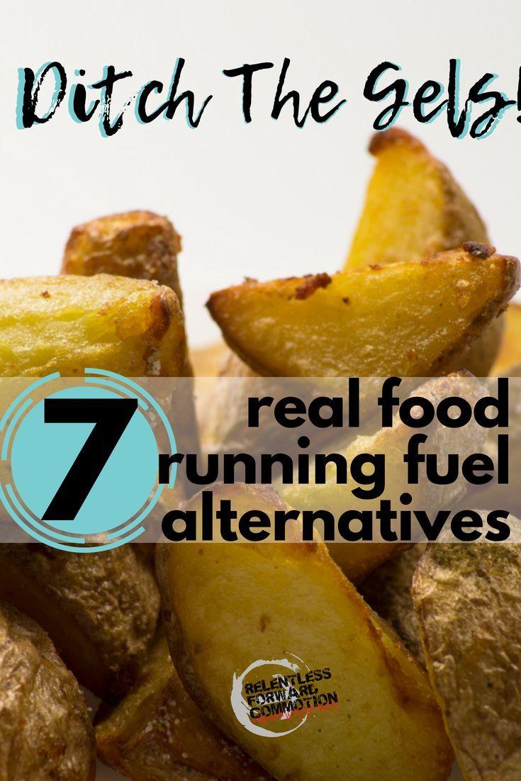 Ditch The Gel 7 Real Food Endurance Fuel Alternatives