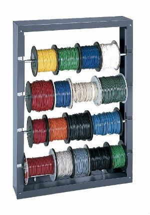 Model 368-95 Wire Reel Rack with 4 Levels. Perfect for Storage or as ...