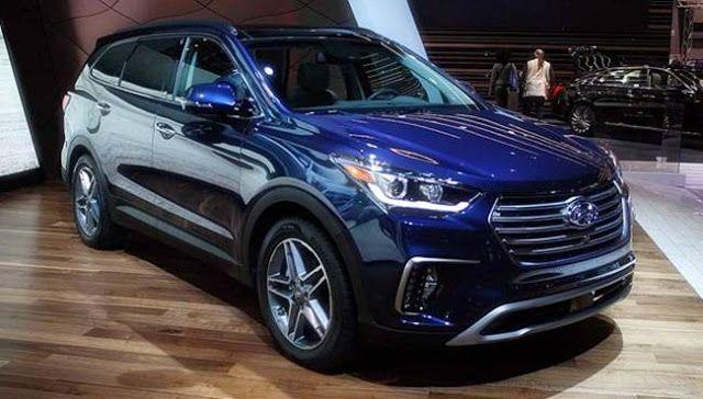 2018 Hyundai Santa Fe Sport Concept