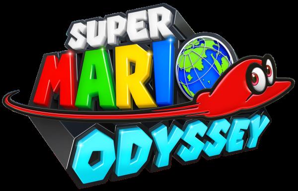 Super Mario Odyssey Logo In 2020 Super Mario Super Mario 1985