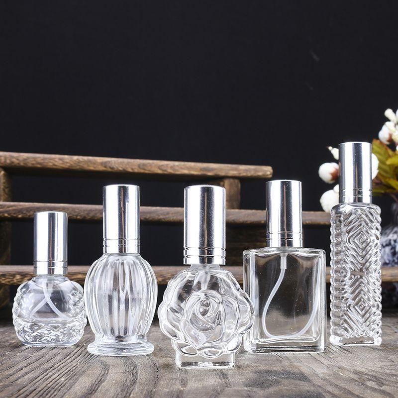 Glass Refillable Empty Perfume Bottle Empty Perfume Bottles Refillable Perfume Bottle Perfume Bottles