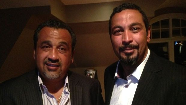 Francesco Carbone, left, and his brother, Antonio, of Vaughan, Ont., are the majority shareholders and co-founders of Dream Corp., which owns a network of gambling facilities in the Dominican Republic. Antonio is currently being held in pretrial detention in the Dominican Republic in connection with an alleged attempted murder.