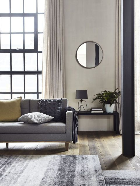 Photo Home Feliz Ombre Rug Argos Rugs Carpet Flooring Grey Livingroom