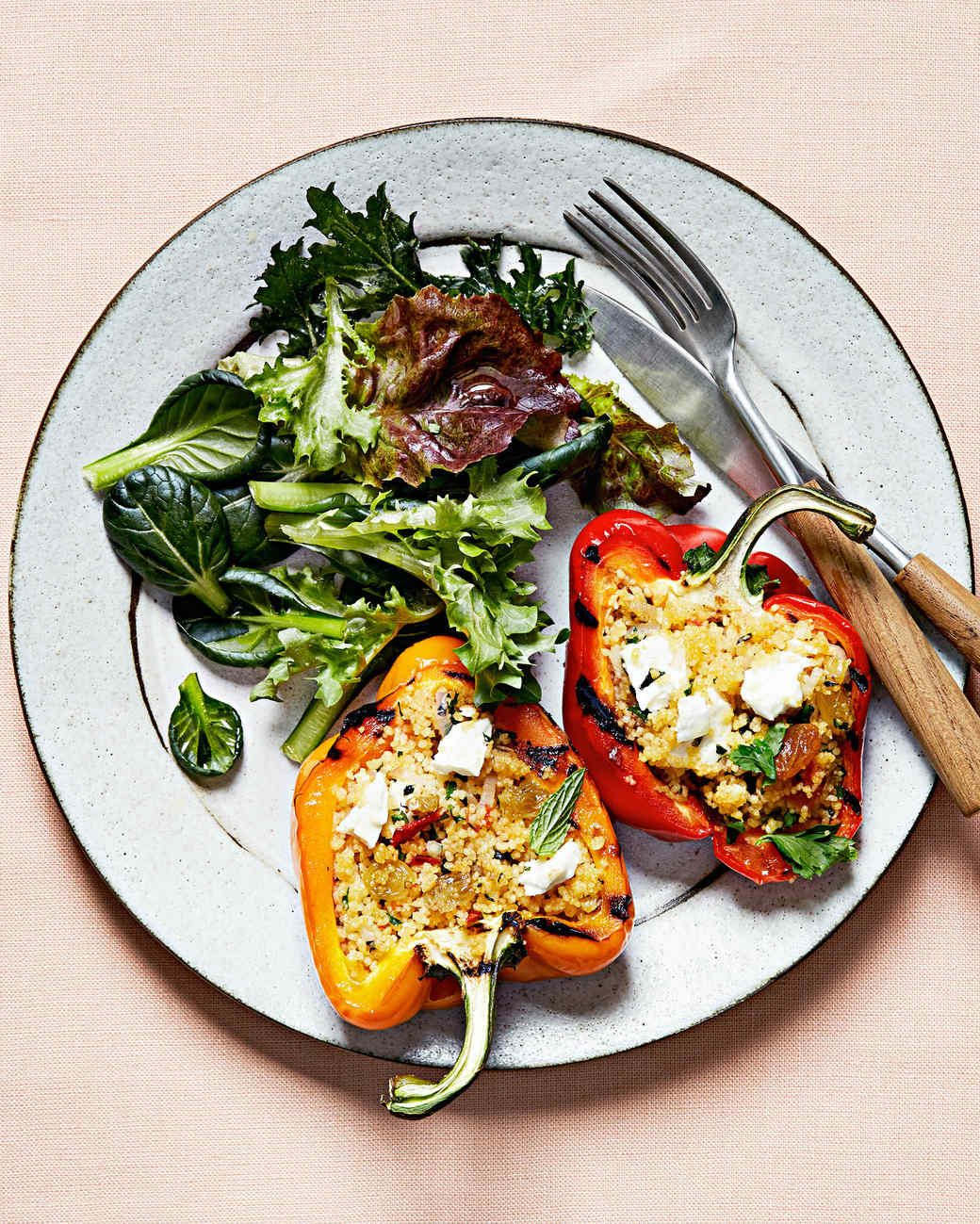 Meatless Grilling Recipes That Are So Right For Summer