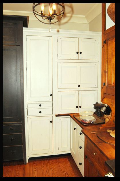 mid ohio farm house collected style painted and curly maple kitchen maple kitchen house on farmhouse kitchen maple cabinets id=82698