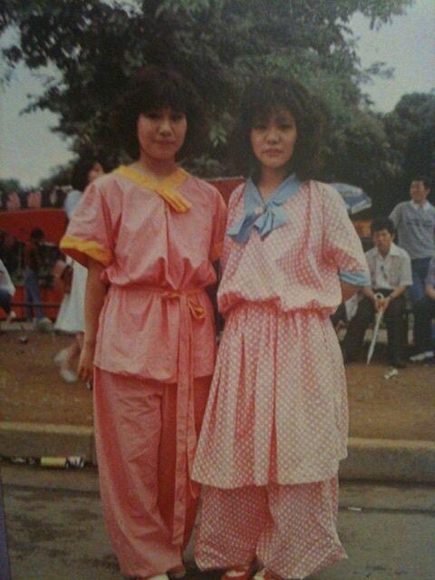 竹の子族のファッション の画像...