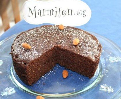 American chocolate cake (micro-onde)   Recette en 2020 ...