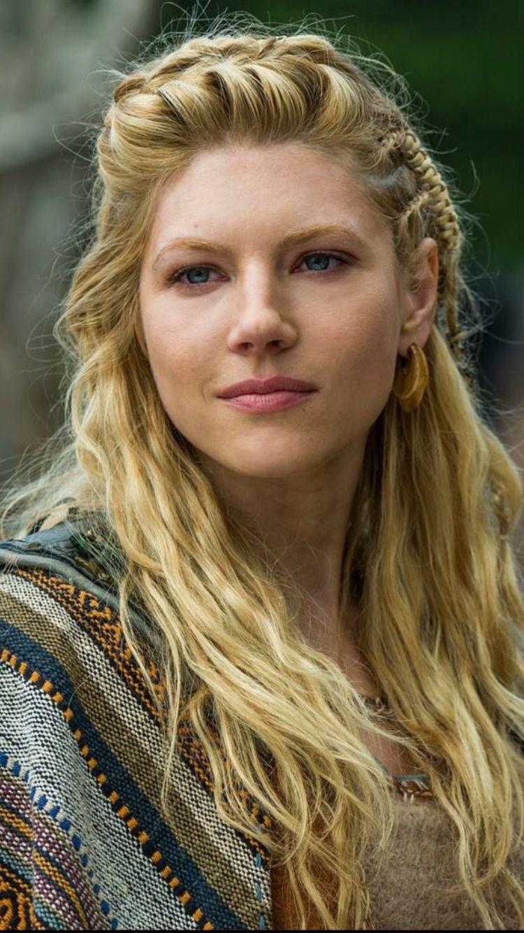 lagertha vikings hair