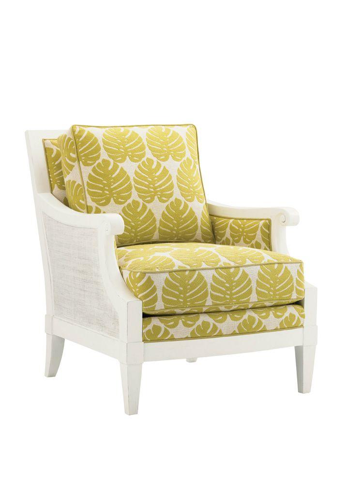 Lexington Home Brands Ivory Key Marley Chair