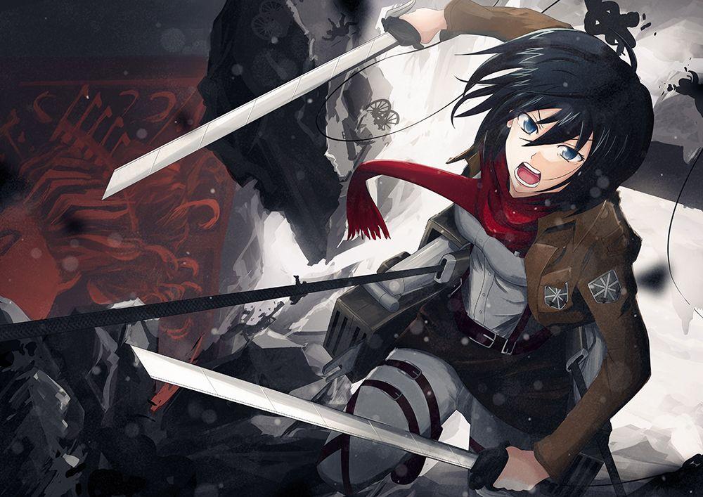 Attack on Titan Volume 3 (English/Japanese) Read manga