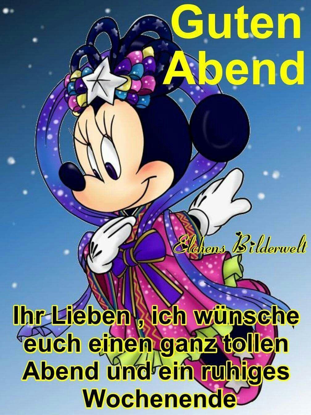 Guten Abend Disney Figuren Retro Disney Weihnachten Mit Disney