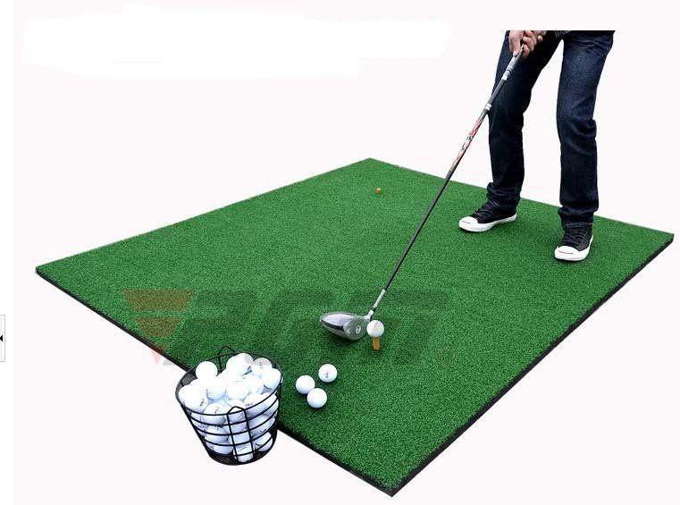 golf pga sports greenbow range standard mat practice forb stance pro hitting driving mats
