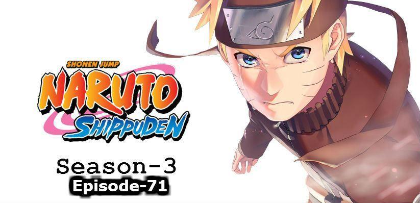 Naruto Shippuden Episode 71 English Dubbed | Naruto Shippuden