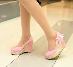 Resultado de imagen para zapatos de plataforma