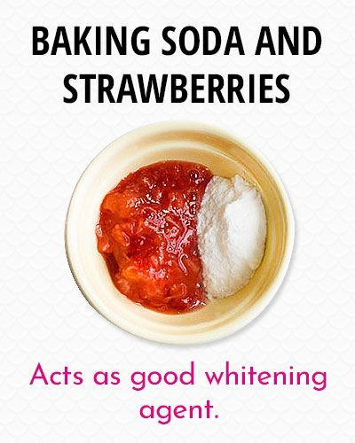 Baking Soda For Teeth - Whiten Your Teeth With Baking Soda! #WomensSkinCareSimple #bestteethwhitening