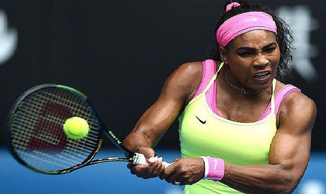 Serena Williams Rapper Boyfriend Drake Blamed for US Open