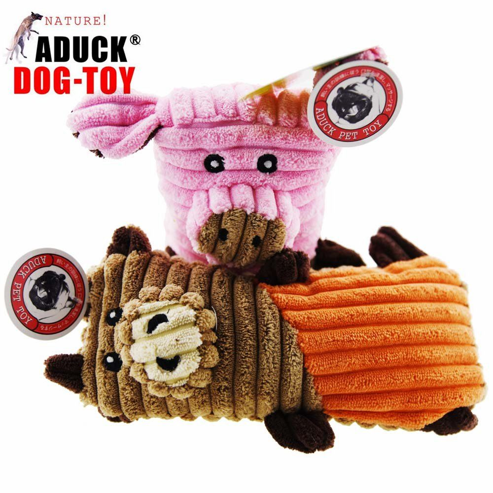 Aduck Puppy Chew Toys Squeaky Plush Dog Toy For Small Dogs Cute Pink Pig Design 8 26 Inches Want To Know Mor Puppy Plush Toys Plush Dog Toys Puppy Chew Toys [ 1000 x 1000 Pixel ]