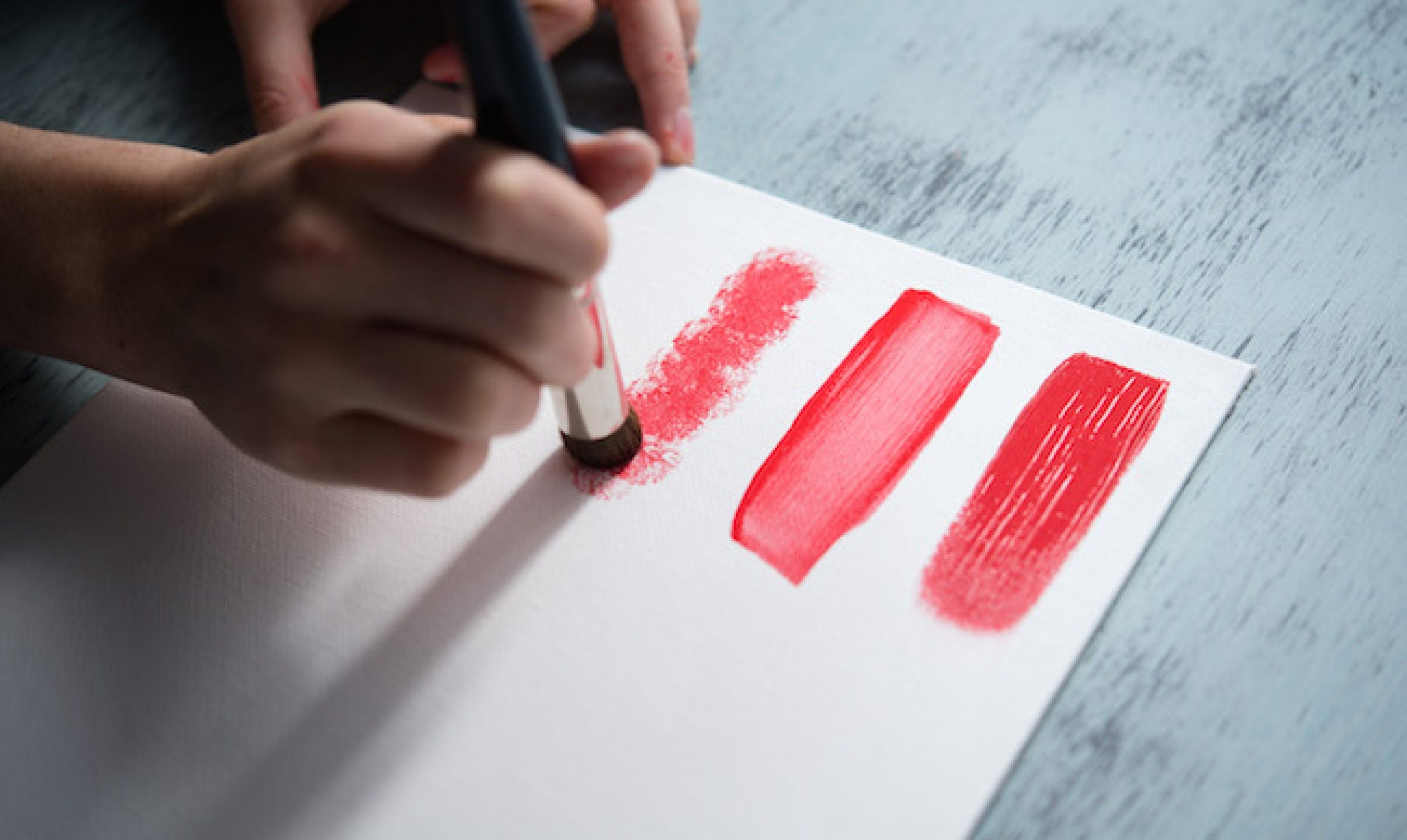13 Acrylic Painting Techniques All Beginners Should Try