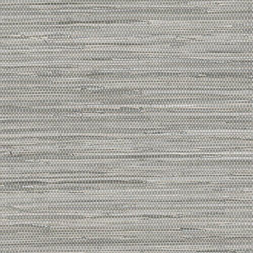 Norwall Textures 4 Faux Grasscloth Wallpaper Gray Norwall