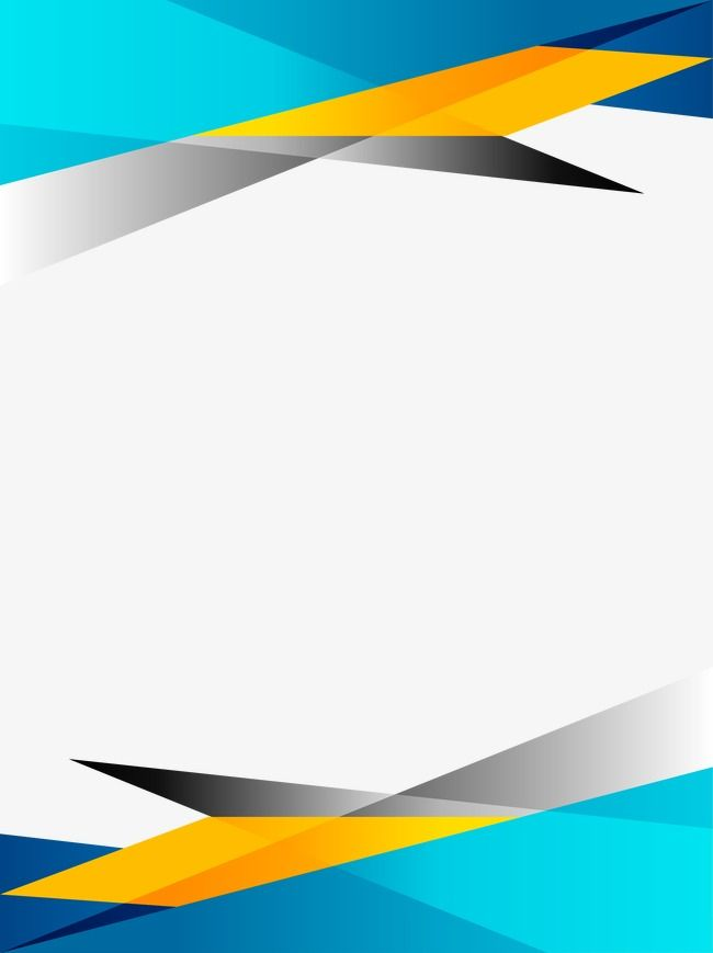 Frame Background Template Blue Enterprise Png Clipart Image And