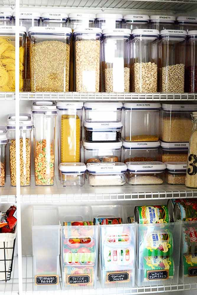 21 Best Ideas Of Pantry Organization For Ease Of Use Kitchen Hacks Organization Pantry Organization Pantry Organisation