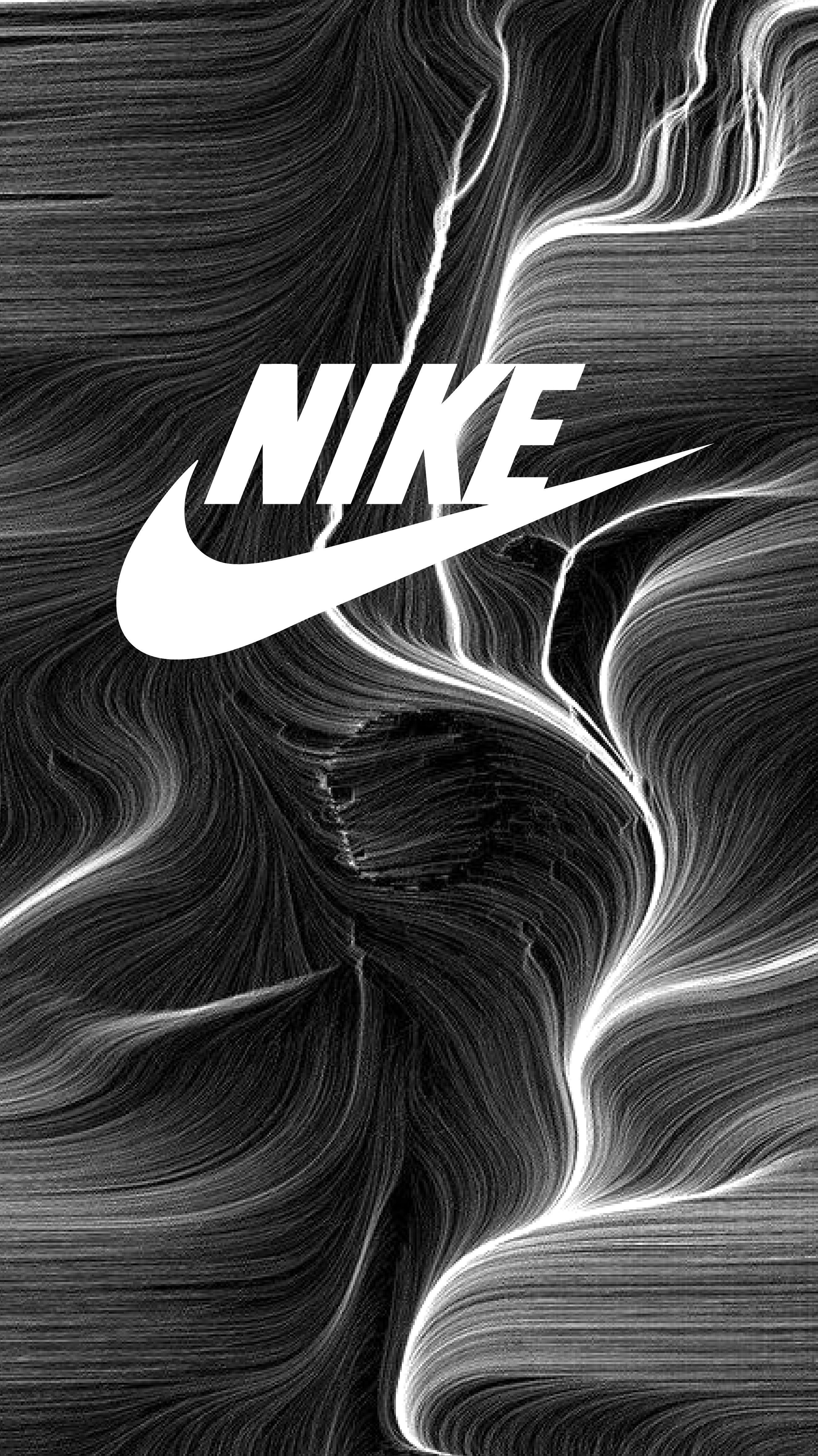 Nike Black And White Wallpapers Top Free Nike Black And White Backgrounds Wallpaperaccess Cool Nike Wallpapers Nike Wallpaper Nike Screensavers