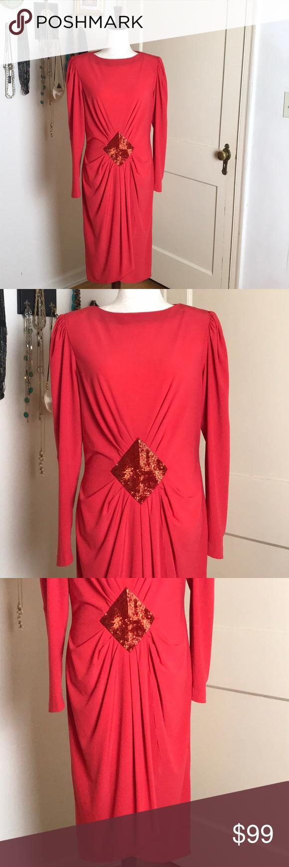 Vintage 70s Beaded Disco Party Dress Rimini Skirt Fashion Party Dress Dresses [ 1740 x 580 Pixel ]