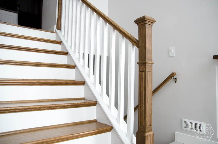 How To Install Wood Handrail And Baers Mycoffeepot Org