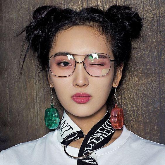 Metal Eyeglasses Frames Women Classic Optical Eyeglass Round Big ...