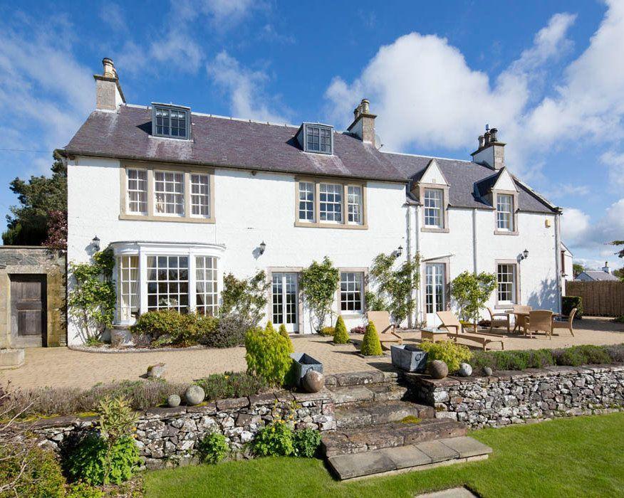 Bowden House Bu0026B Melrose Scottish Borders Guest
