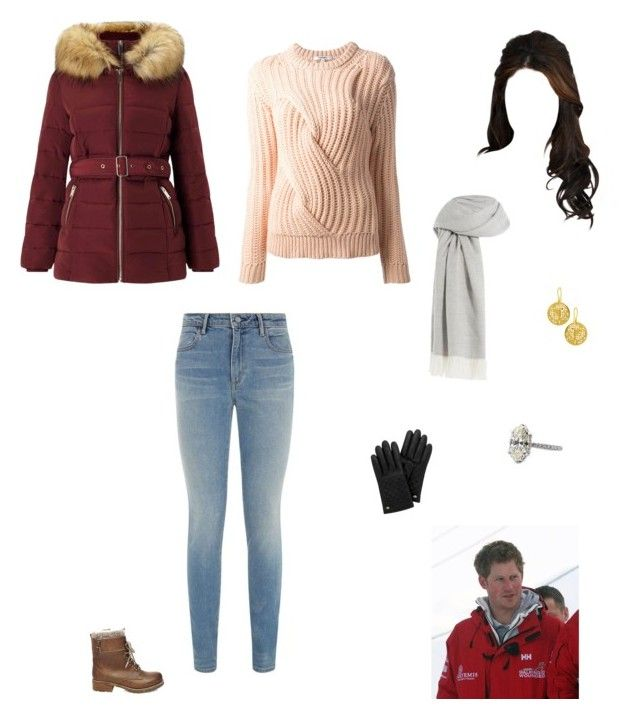 """""""Vacation in the Swiss Alps"""" by kleinnicole ❤ liked on Polyvore featuring Carven, Alexander Wang, Miss Selfridge, Steve Madden, Agnona and Mulberry"""