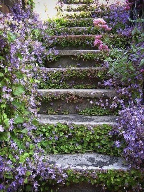 36 Refined French Backyard Garden Decor Ideas