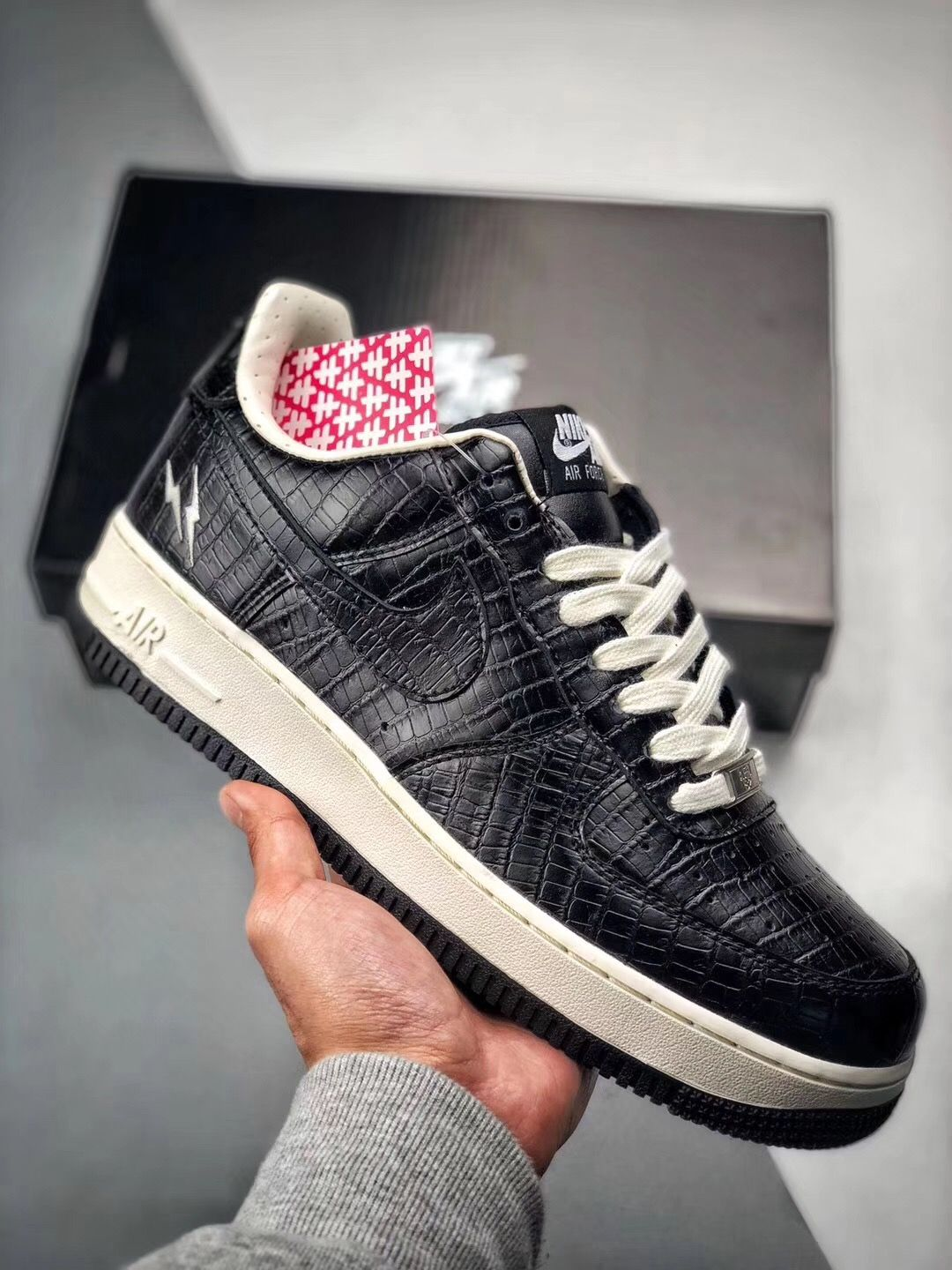 promo code d1a34 61a2a NIKE AIR FORCE 1 AF1 fragment 305895-002
