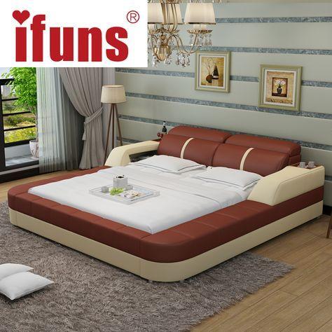 מוצר Name Ifuns Luxury Bedroom Furniture Modern Design