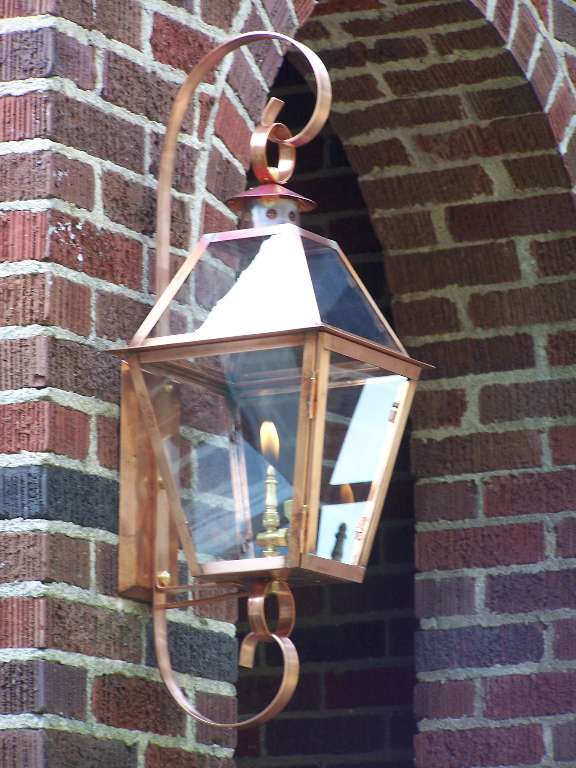 A gas lantern like eye candy for your house gas lanterns a gas lantern like eye candy for your house gas lanternshanging lanternsgas lightscopper lanternexterior lightingrestaurant arubaitofo Image collections